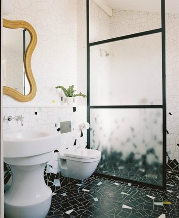 Hotel du Cloitre: Salle de bains