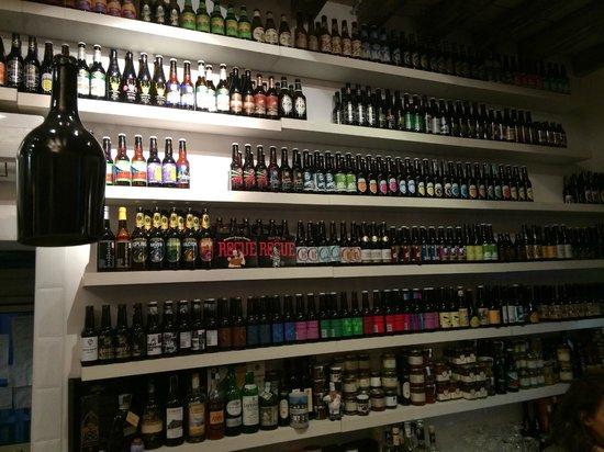 Baguetteria del Fico: biblioteca di birre artigianali