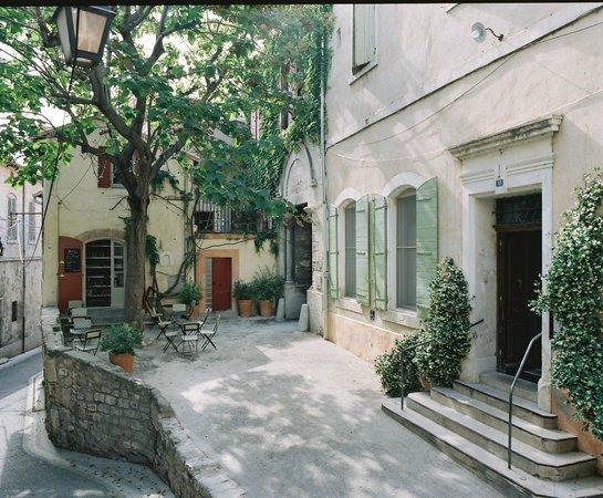 Hotel du Cloitre: Extérieur
