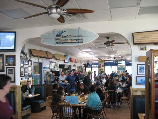 Beach Break Cafe : Part of Interior View