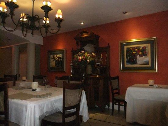 Serendipity Restaurant: Innenraum