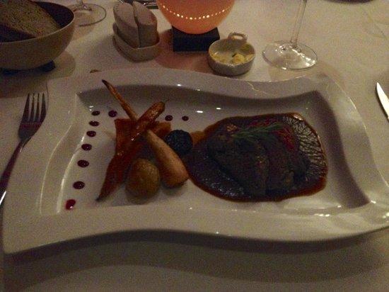 Serendipity Restaurant : Main Course, Kudu -mmmh