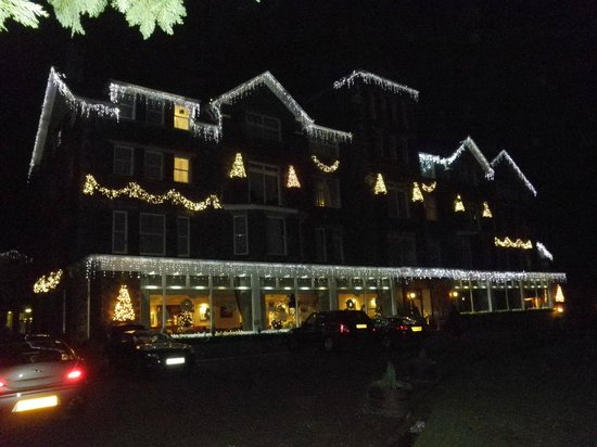 Lodore Falls Hotel: Christmas Decorations