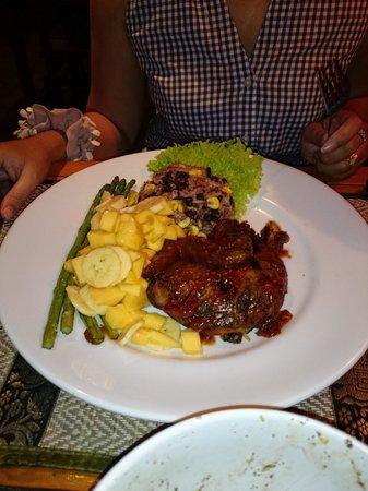 Sala Mexicali : Brazilian Citrus Chicken これはいまいち
