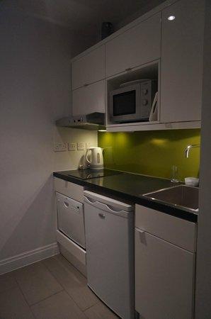 Citadines South Kensington: kitchenette 2 pièces duplex