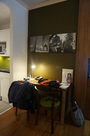 Citadines South Kensington: séjour  2 pièces duplex