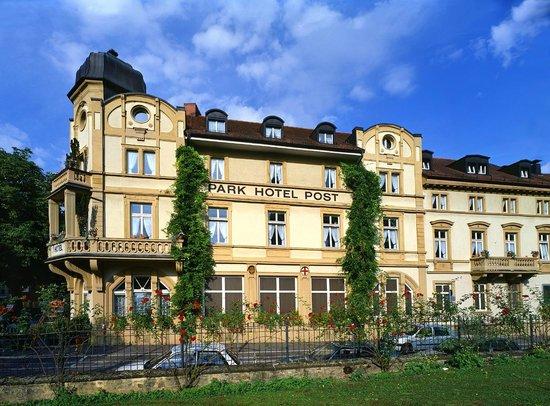 Park Hotel Post Meier KG: Das Park Hotel Post mitten in Freiburg