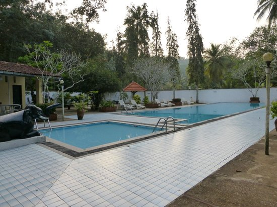 Ratnaloka Tour Inn: piscine