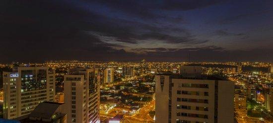 Hotel Adrianopolis: Cidade de Manaus