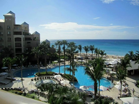 The Ritz-Carlton, Grand Cayman: Wow