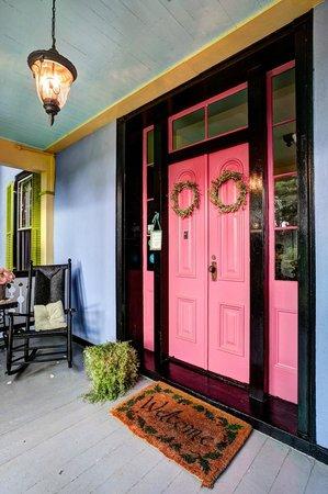 High Meadows Inn : Welcome!