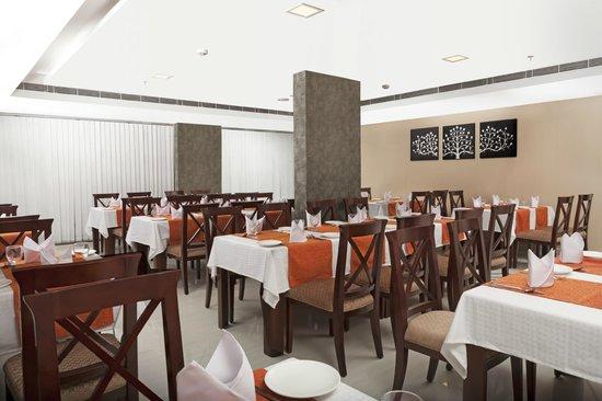 Abaam Hotel Cochin: Speciality Restaurat