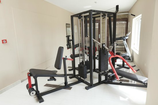 Abaam Hotel Cochin: Gym