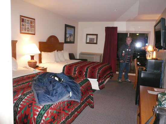 The View Hotel: A cosy welcoming bedroom