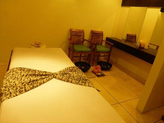 HARRIS Resort Kuta Beach : スパ