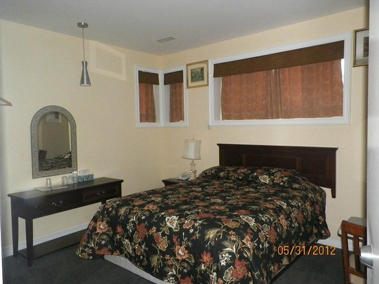 Sun Parlor Motel : 1 bed non smoking