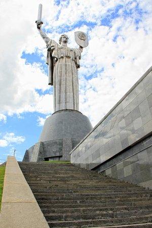 Rodina Mat (Motherland): The Motherland