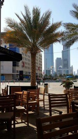Ibis World Trade Centre Dubai: Hote on the lift