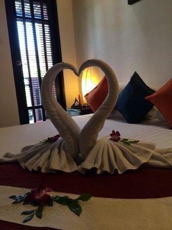 Kirikayan Boutique Resort: room upstair