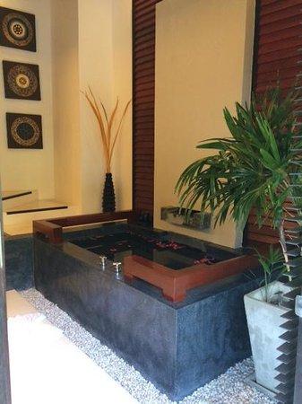 Kirikayan Boutique Resort : duplex room