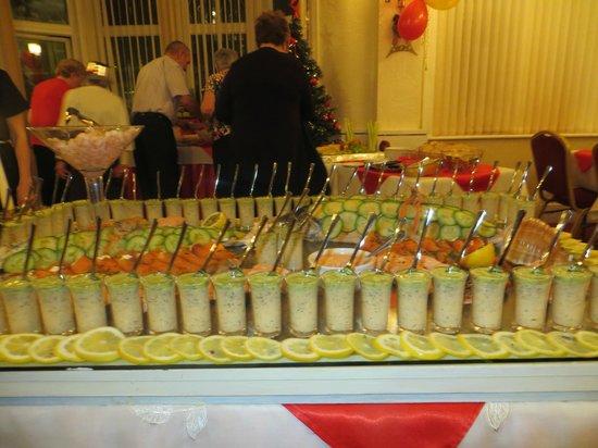 The Royal Boston Hotel : Splendid banquet