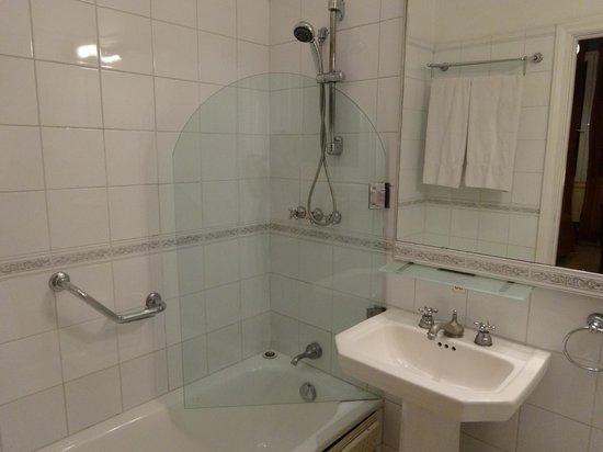Hotel Mercure Sevilla Havane: バスルーム