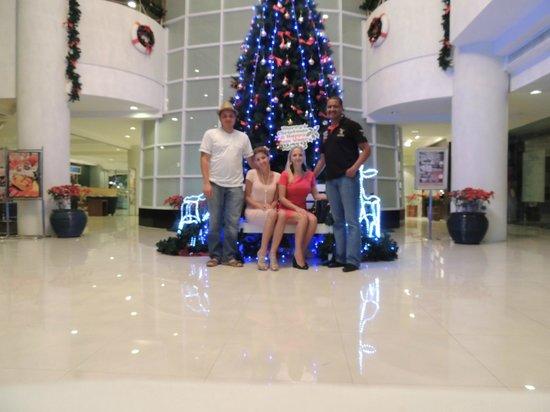 A-One The Royal Cruise Hotel: Лобби первого корпуса