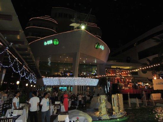 A-One The Royal Cruise Hotel: новогодний ужин