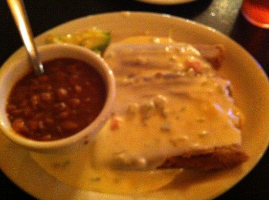 Hill's Cafe: SOCO Brisket Tamales.