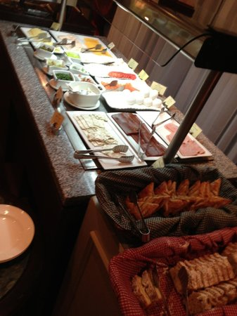 Hotel Plaza San Francisco: Another portion of huge breakfast buffet