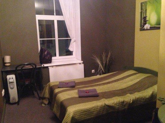 Riga Hostel: room