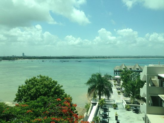 DoubleTree by Hilton Dar es Salaam-Oysterbay : view from room