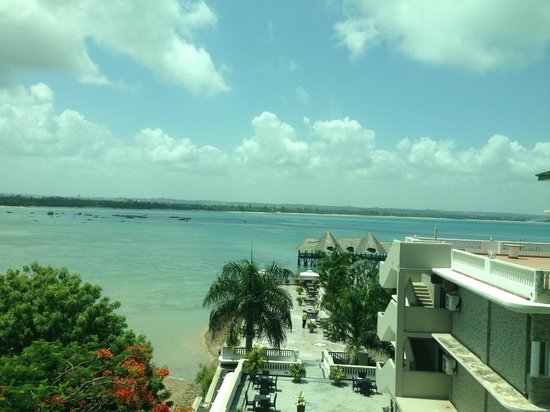 DoubleTree by Hilton Dar es Salaam-Oysterbay: view from room 2