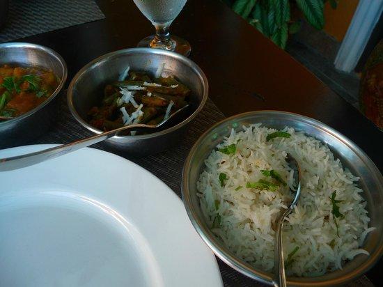 Spice Of India : super rapport Q/P