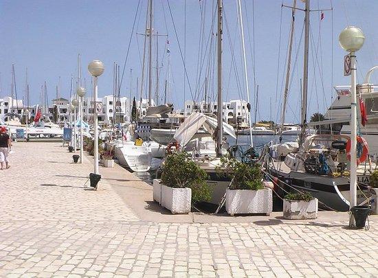El Mouradi Port El Kantaoui : hafen 2