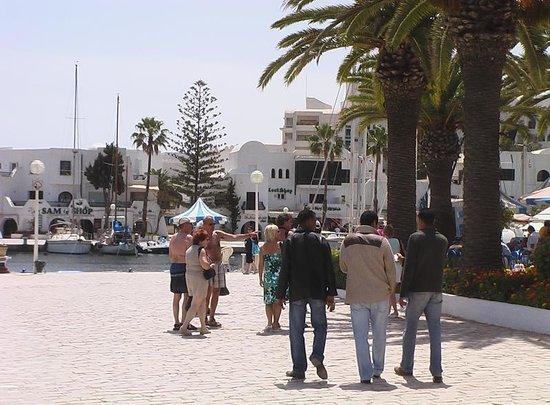 El Mouradi Port El Kantaoui : hafen 3