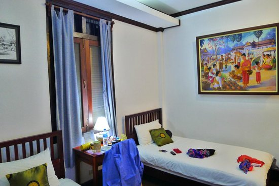 Sita-Norasingh Inn: twin room