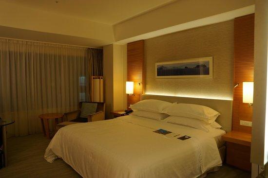 Sheraton Grand Hotel Hiroshima: 客室