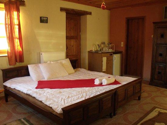 Rupicapra Villas: Double room