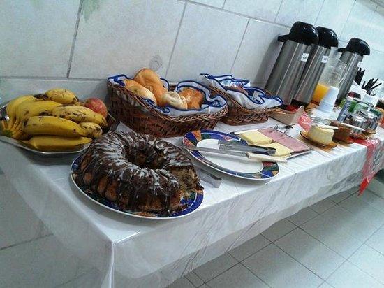 Hotel PP: Café da manã