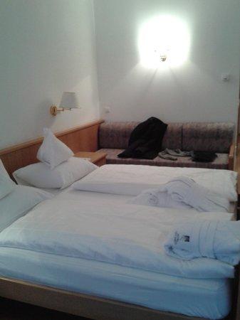 Hotel Grones : stanza