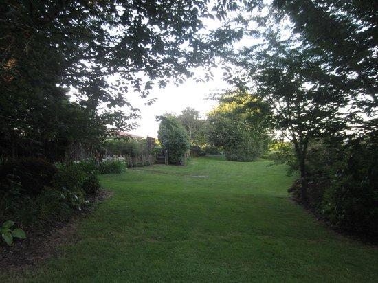 Doolan's Country Retreat: garden