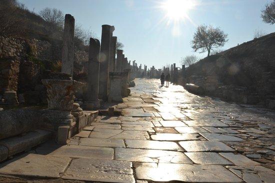 Best of Ephesus Tours: Kuretes Street