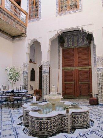 Dar Drissi: Courtyard