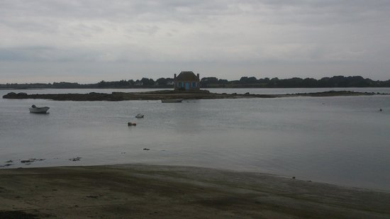 La Grange Bretagne : Petite île aux alentours à visiter