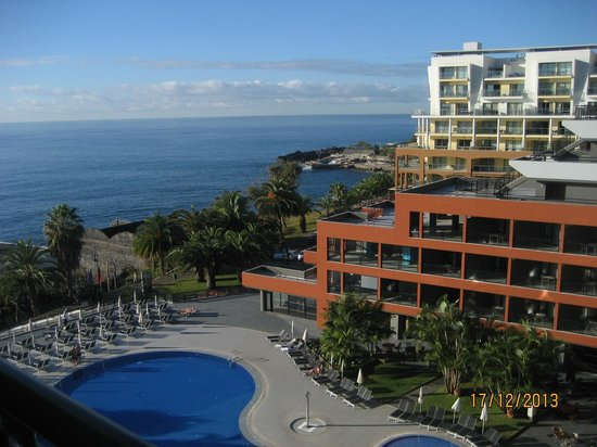 Enotel Lido Madeira: View from Room 421