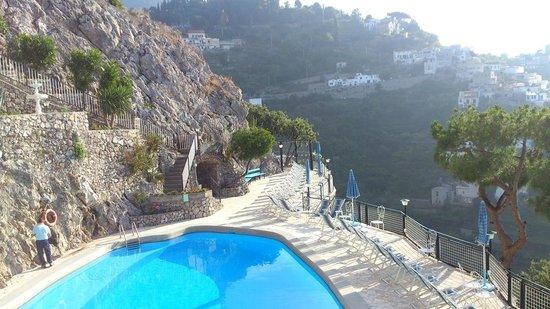 Excelsior Grand Hotel: бассейн