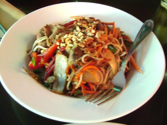 Southern Star Cafe & Restaurant: Vietnamese Vermicelli Noodle