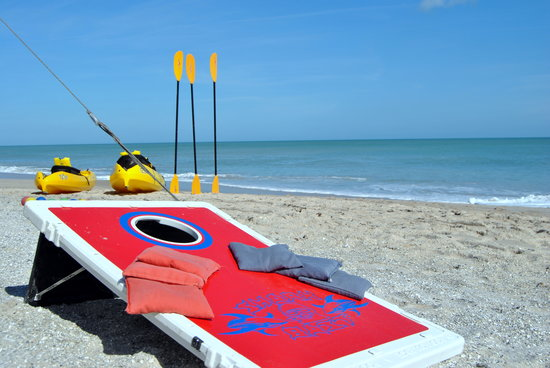 Shark Bait offers beach games, holds team building events ...