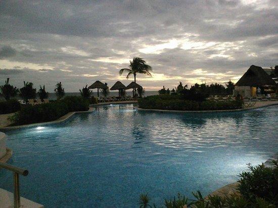 Hard Rock Hotel Riviera Maya : Pool area
